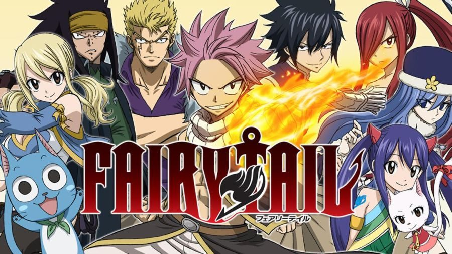 Descargar anime de Fairy Tail tercera temporada subtitulado en español