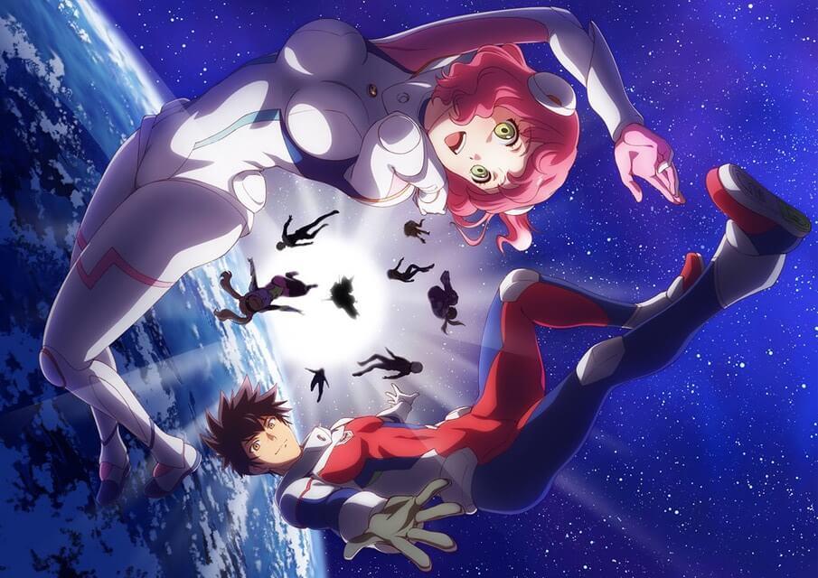 Descargar anime de Kanata no Astra subtitulado en español