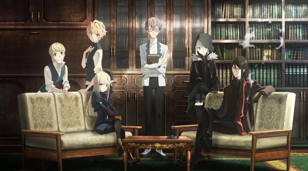 Descargar anime de Lord El-Melloi II Sei no Jikenbo Rail Zeppelin Grace Note subtitulado en español