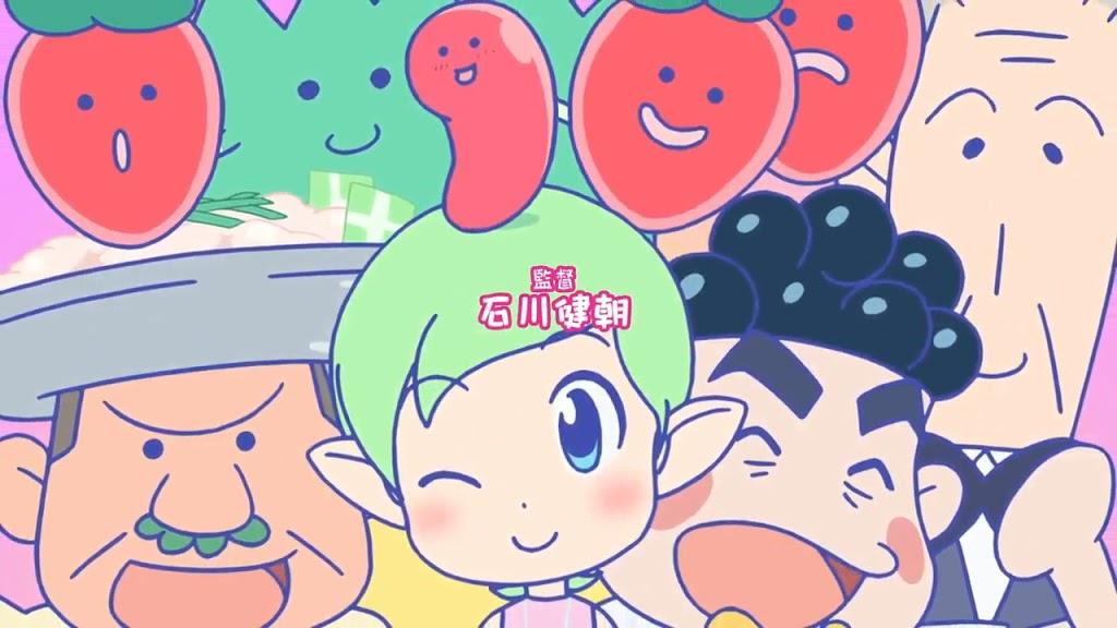 Descargar Hakata Mentai! Pirikarako-chan anime subtitulado en español