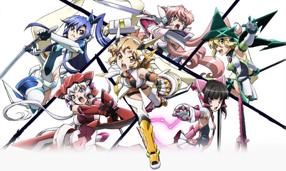 Descargar anime de Senki Zesshou Symphogear XV subtitulado en español