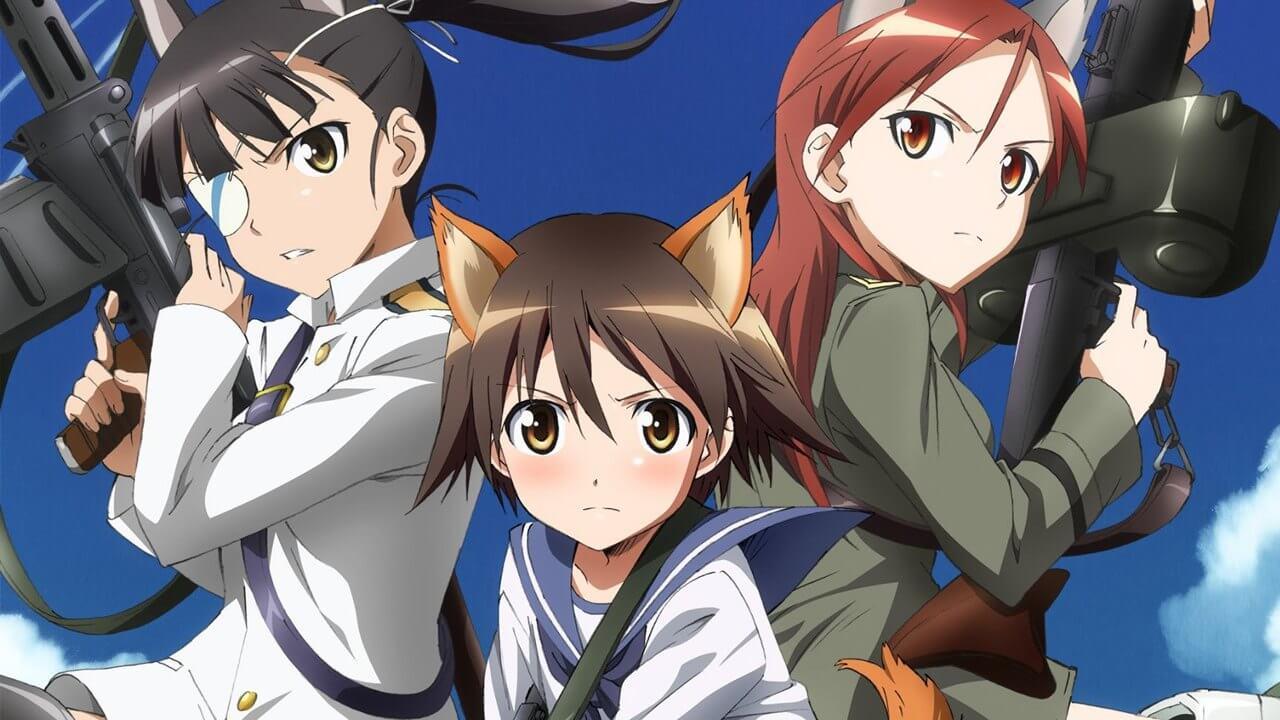 Descargar anime de Strike Witches 501 Butai Hasshin Shimasu! subtitulado en español