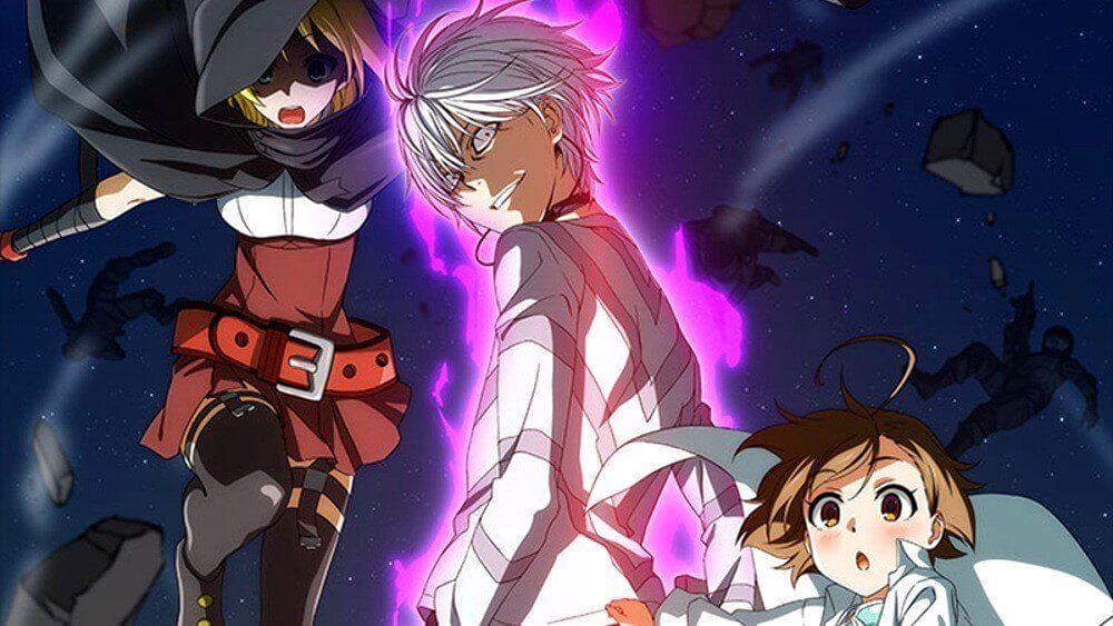 Descargar anime de Toaru Kagaku no Accelerator subtitulado en español