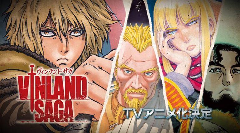 Descargar anime de Vinland Saga subtitulado en español