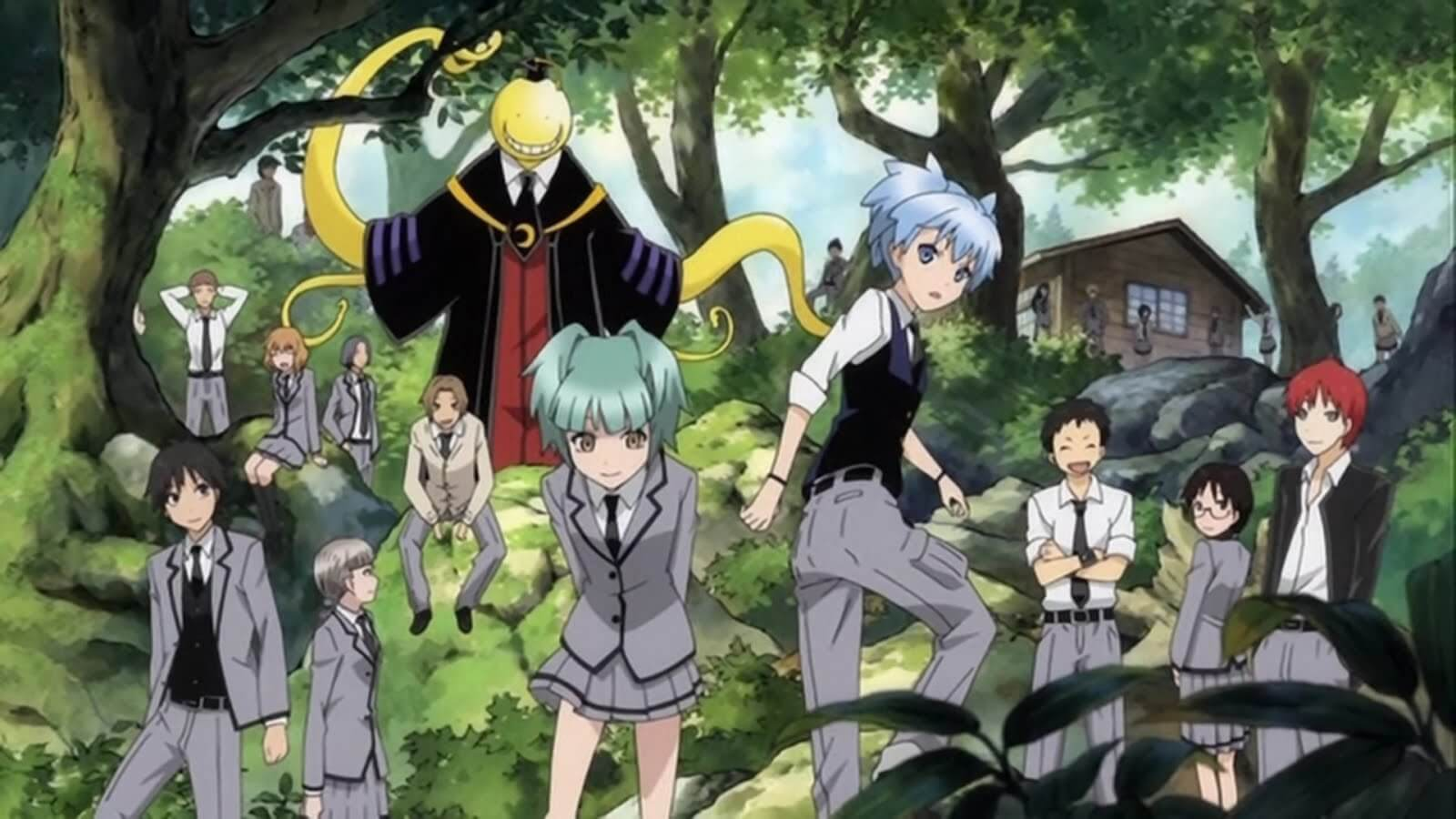 Descargar Assassination Classroom Segunda Temporada anime subtitulado en español