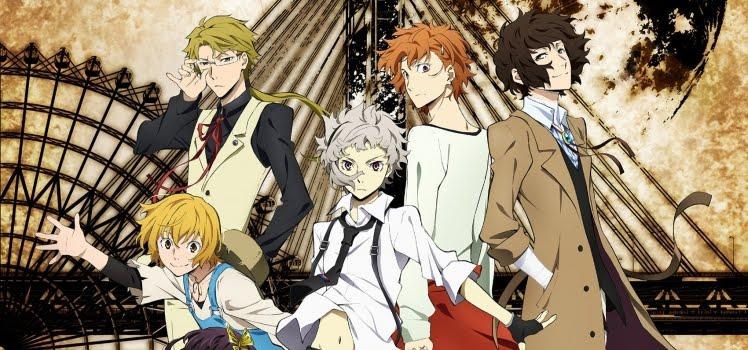 Descargar Bungou Stray Dogs Primera Temporada anime subtitulado en español