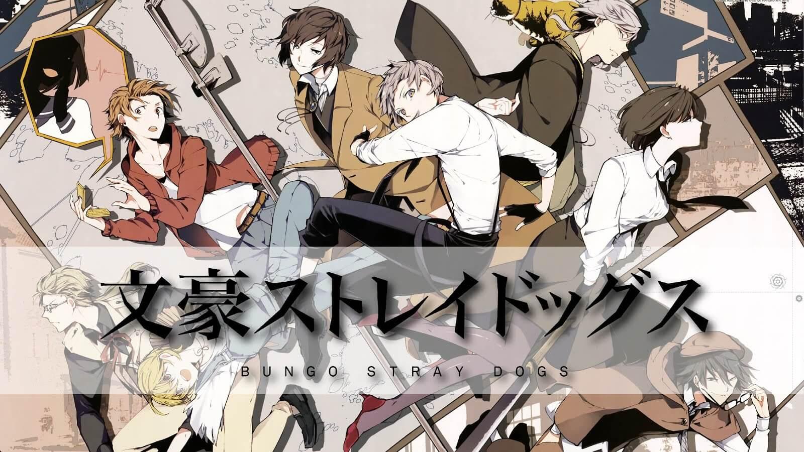 Descargar Bungou Stray Dogs Segunda Temporada anime subtitulado