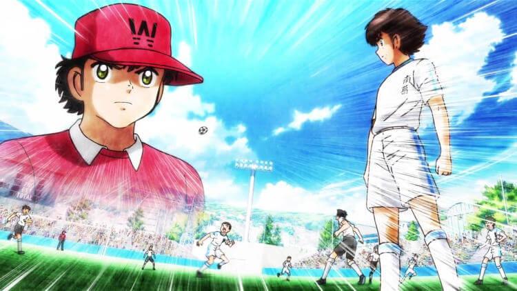Descargar Captain Tsubasa anime subtitulado en español