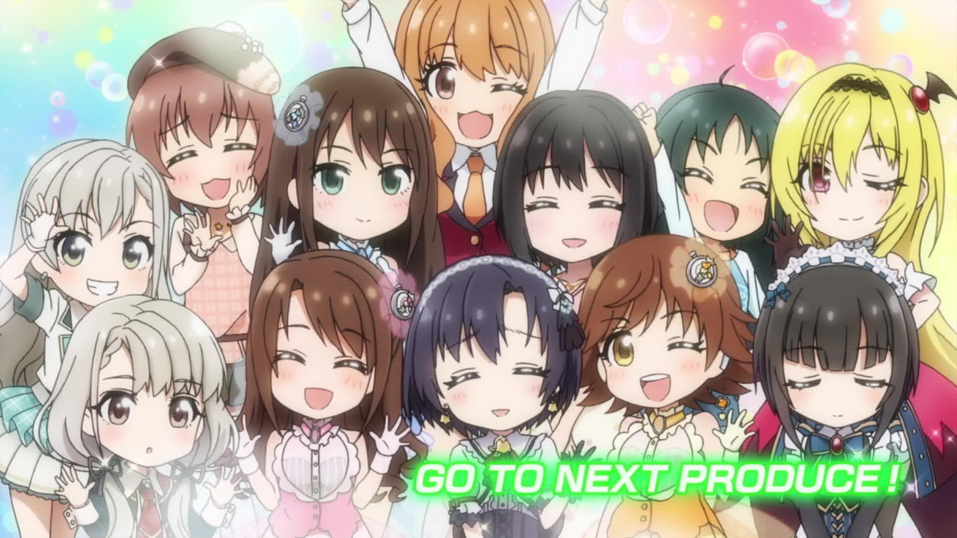 Descargar anime de Cinderella Girls Gekijou Climax Season subtitulado
