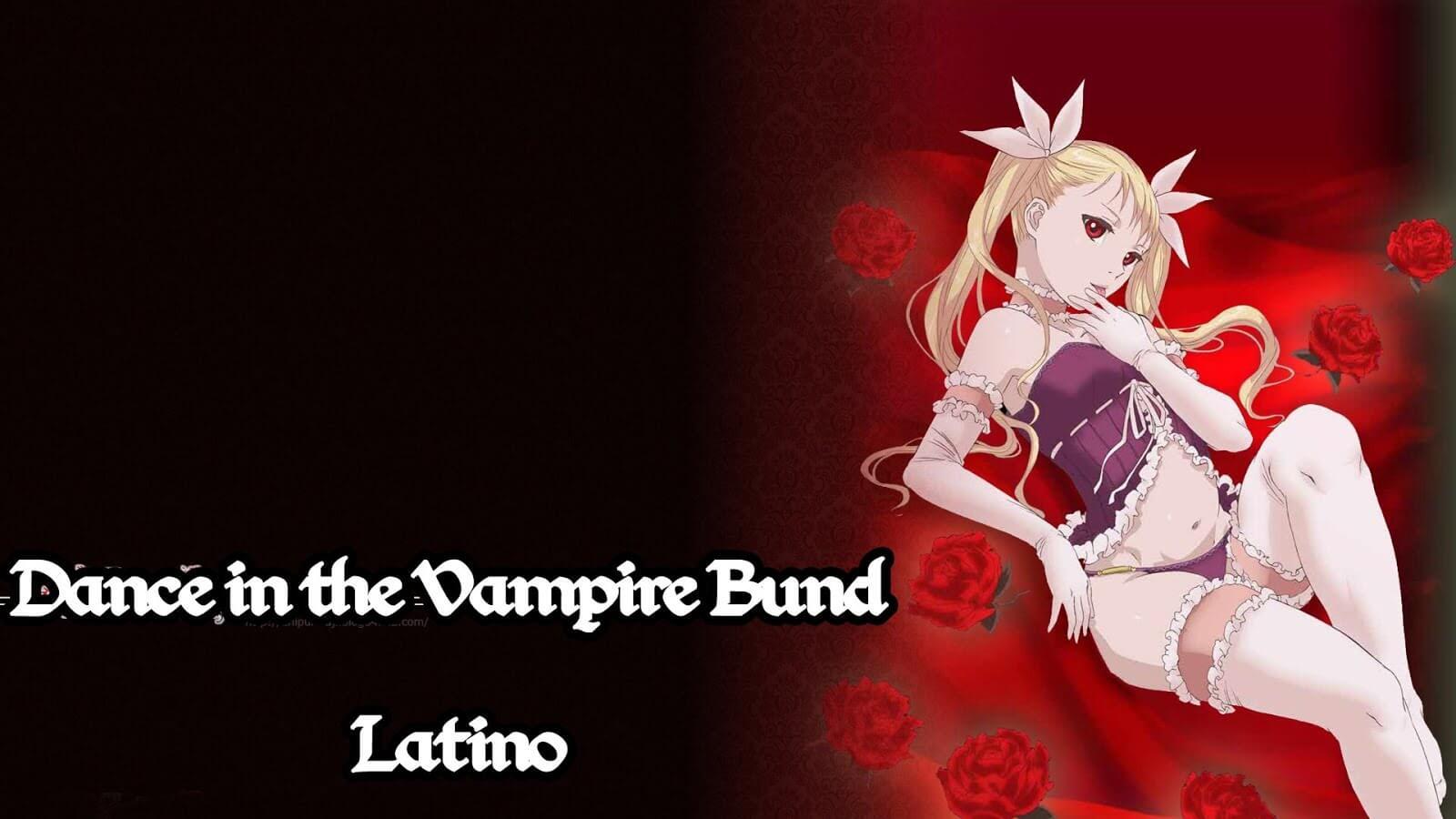 Descargar Dance in the Vampire Bund anime en español latino y japones subtitulado