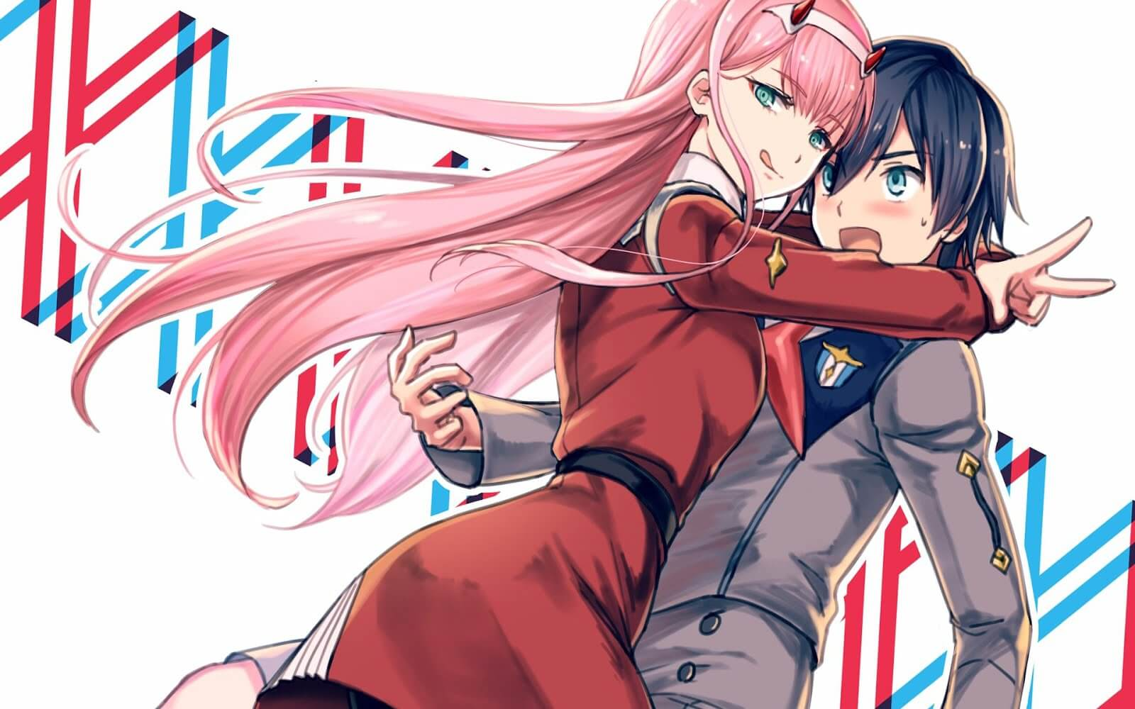 Descargar Darling in the FranXX anime subtitulado en español