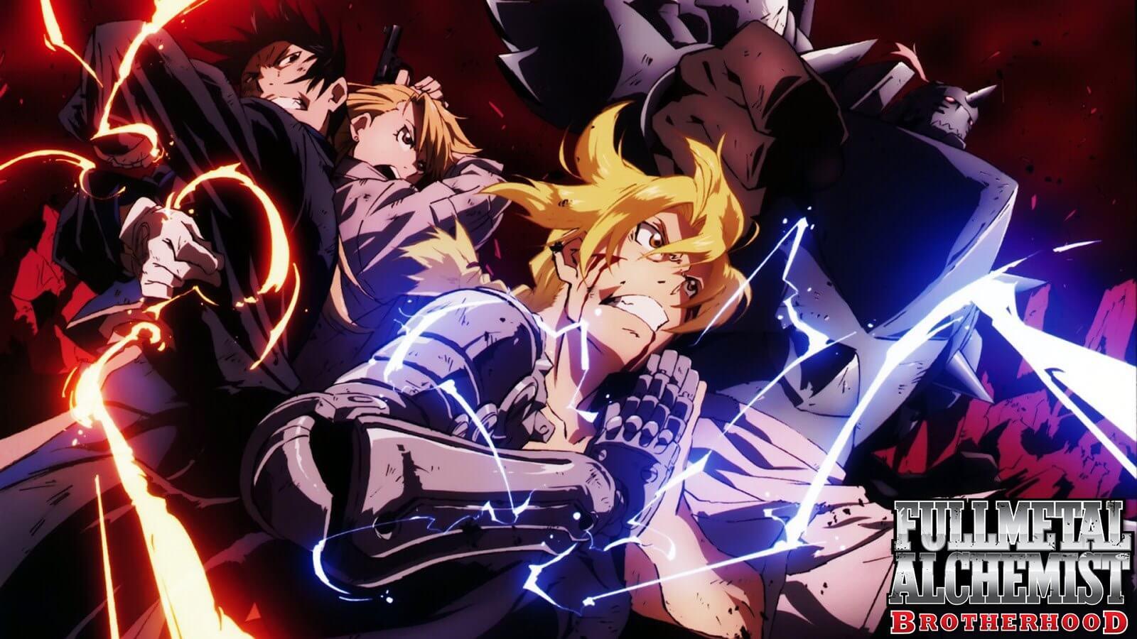 Fullmetal Alchemist Brotherhood Serie Completa Latino Japones 1080hd 720p Mega Utorrent Descargar Animes Por Mega