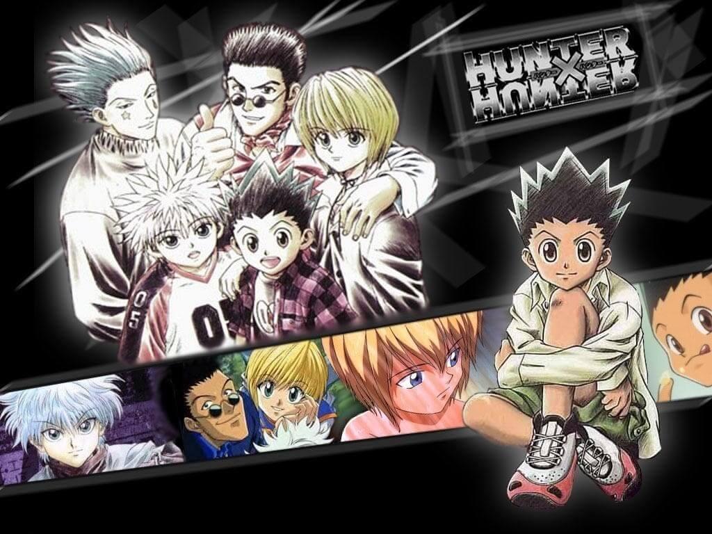 Descargar Hunter x Hunter 1999 en español latino y japones subtitulado