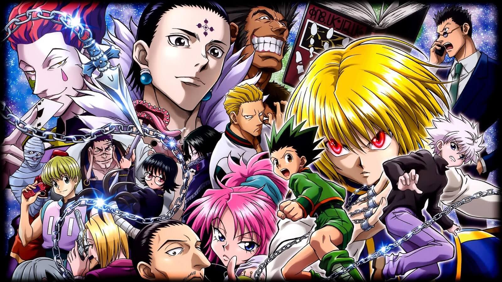 Descargar Hunter x Hunter 2011 anime subtitulado en español