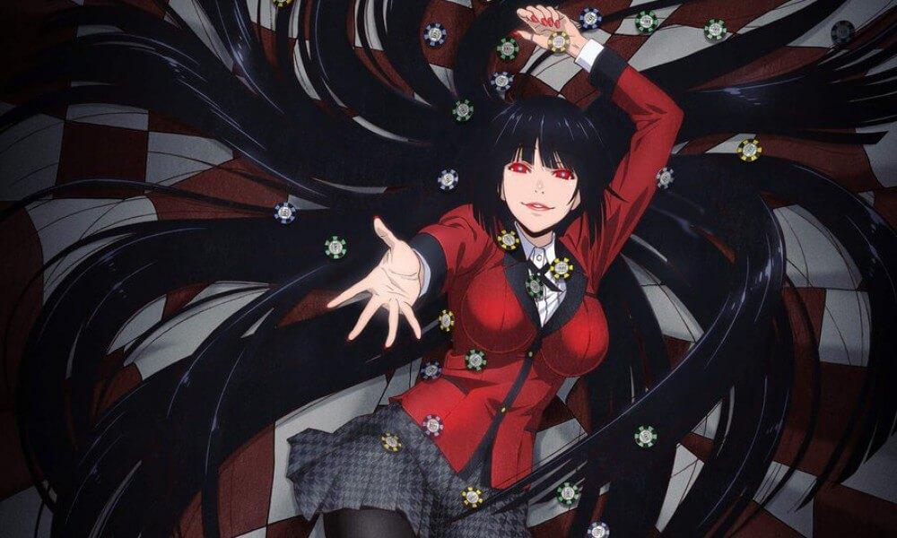Descargar Kakegurui Segunda Temporada anime latino y subtitulado en español