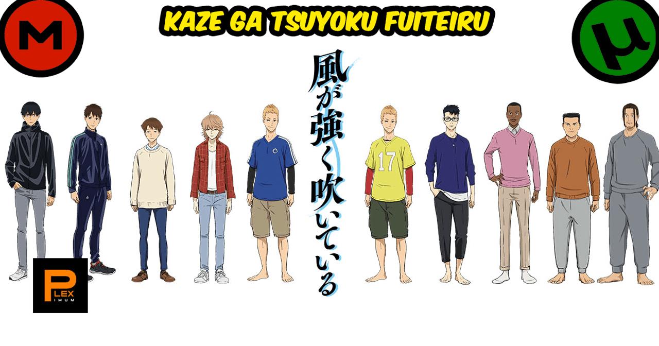 Descargar Kaze ga Tsuyoku Fuiteiru anime subtitulado en español
