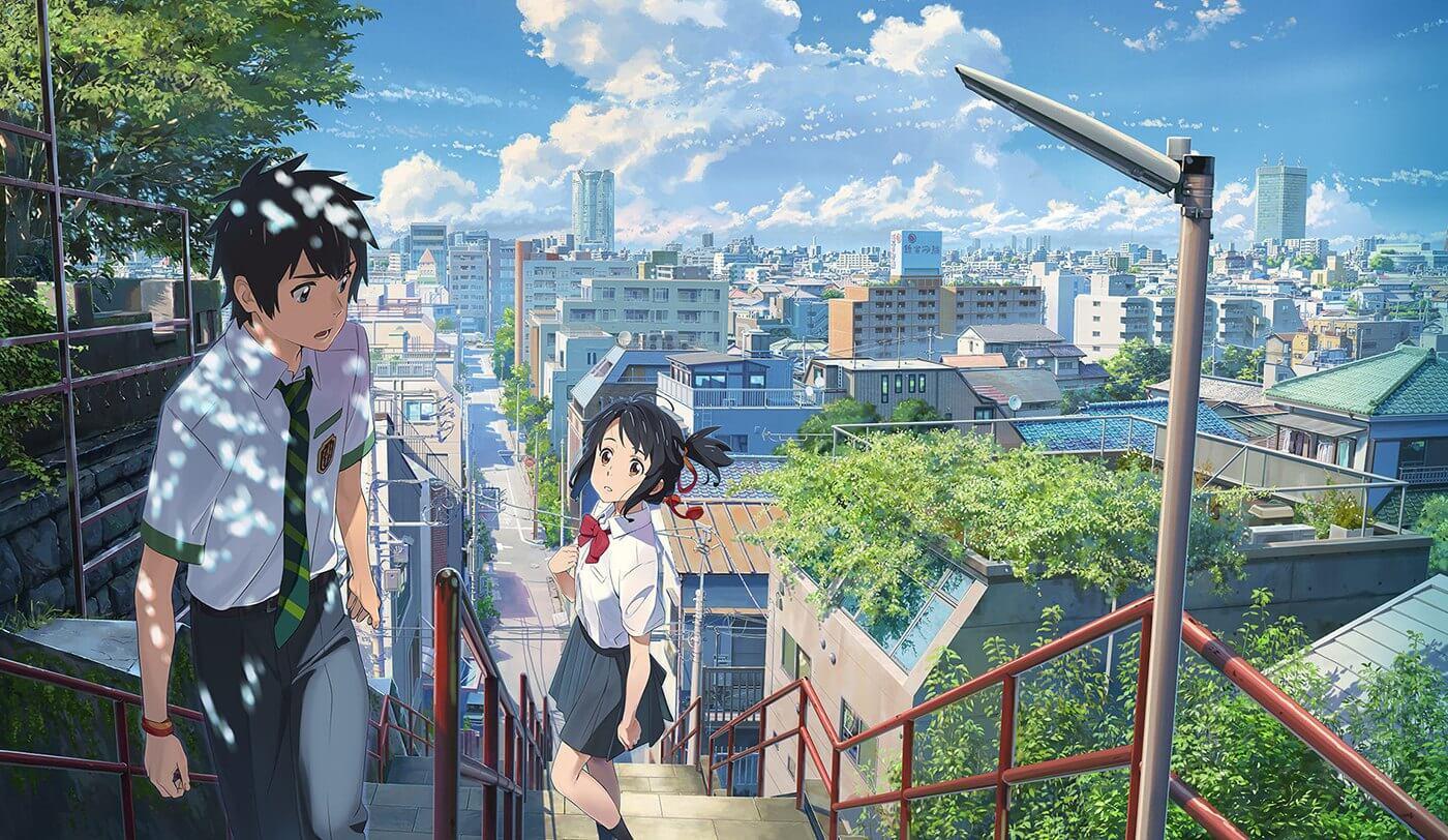 Descargar Kimi no Na wa en Latino y Japones subtitulado en Blu-Ray