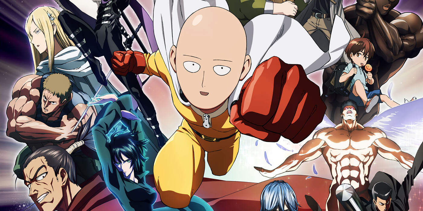 Descargar One Punch Man Segunda Temporada anime subtitulado en español