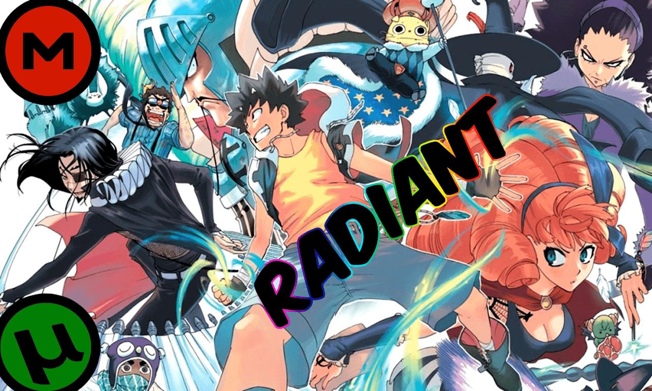 Descargar Radiant anime subtitulado en español