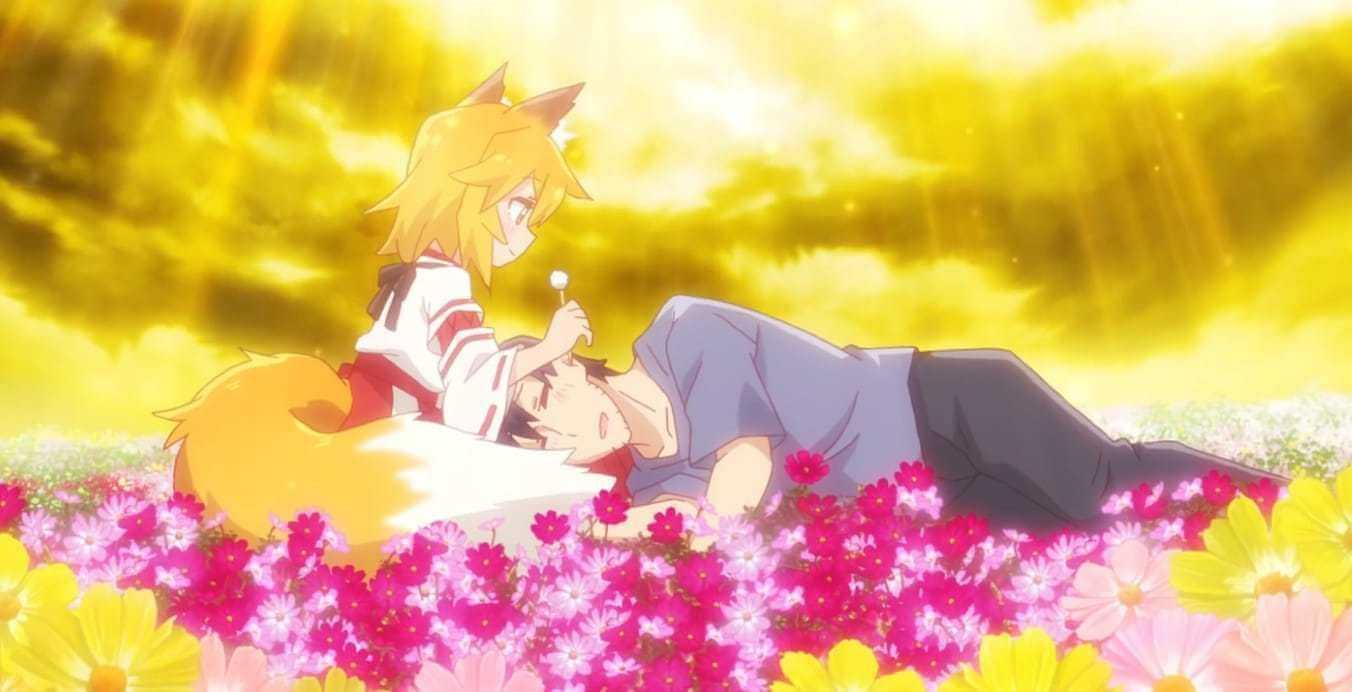Descargar Sewayaki Kitsune no Senko-san anime subtitulado en español