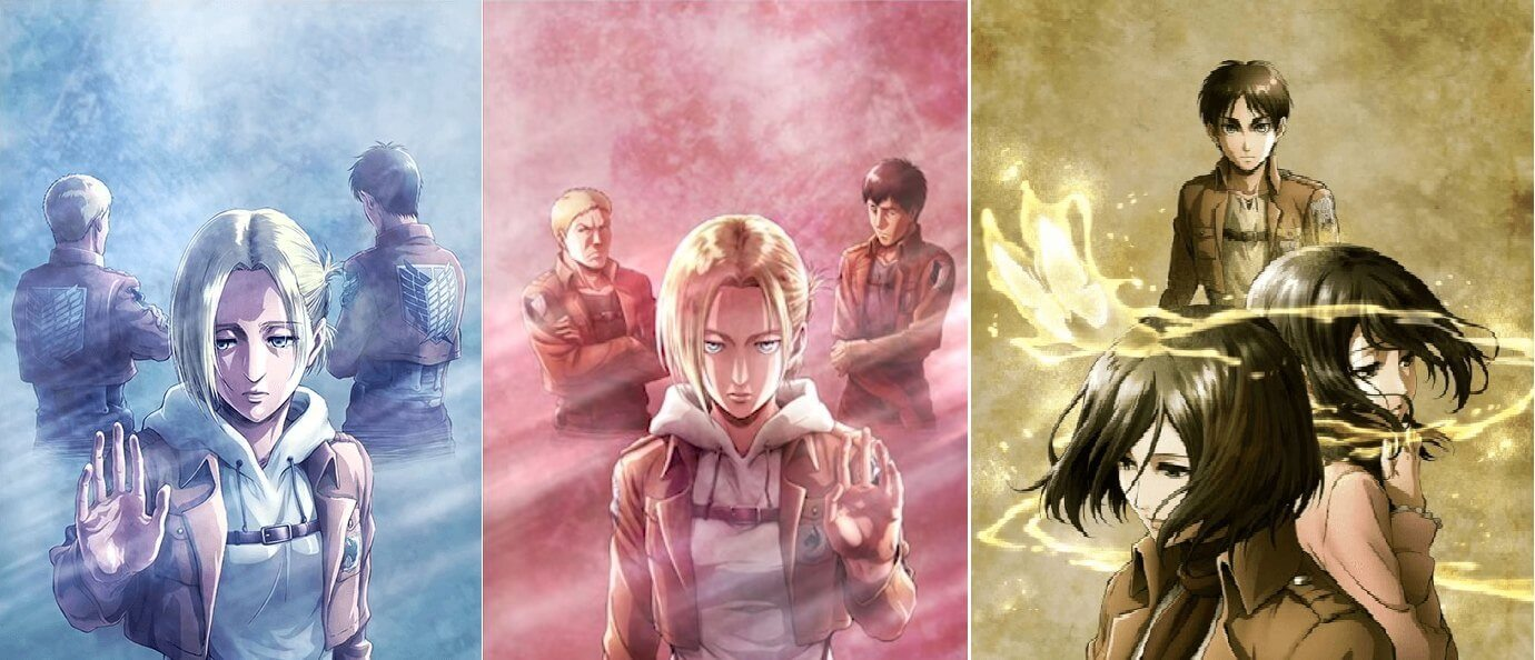 Descargar Shingeki no Kyojin Lost Girls ovas subtitulados en español