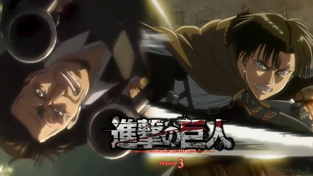 Descargar Shingeki no Kyojin Tercera Temporada anime subtitulado en español