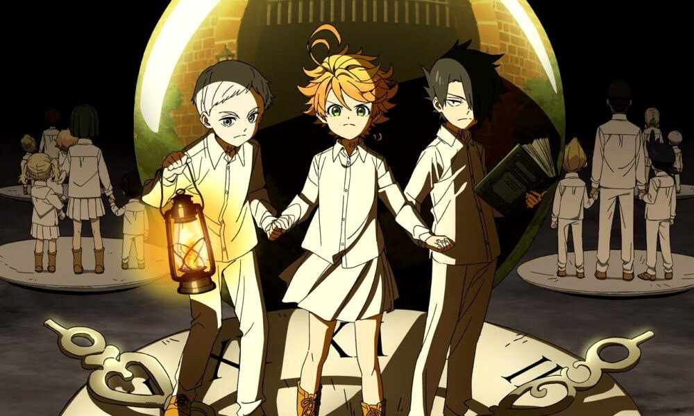 Descargar The Promised Neverland anime subtitulado en español